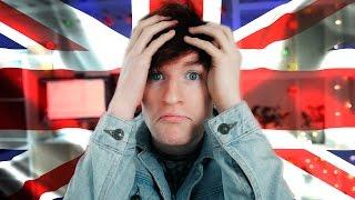 BRITISH BOY TAKES BRITISH CITIZENSHIP TEST | LukeIsNotSexy