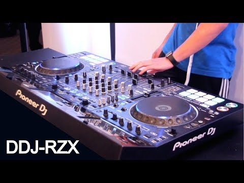2017 Club-EDM Mix - Pioneer DDJ-RZX / DJ Migz / 10K Subs Special