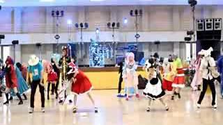 【金沢東方祭1】Bad Apple!!おどってみた【ダンス企画】 thumbnail