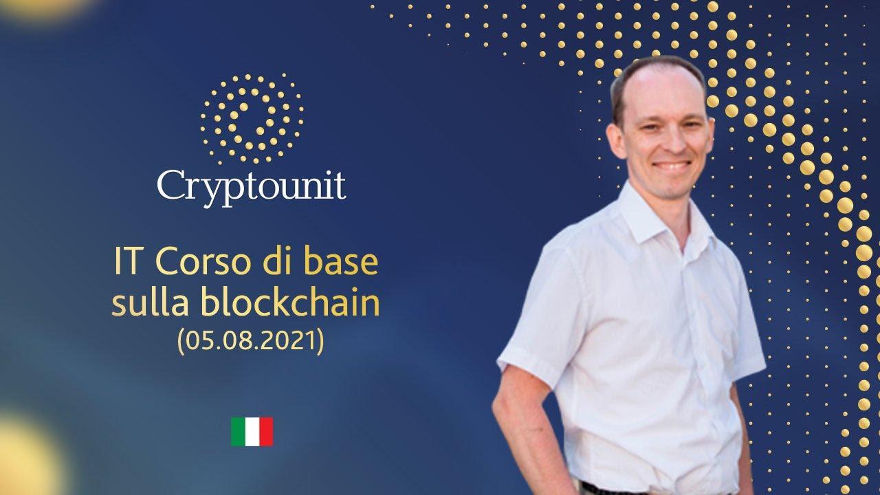corso blockchain api coinmarketcap bitcoin