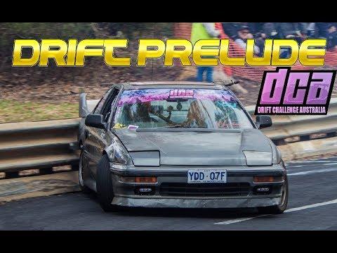 ⋆★Honda drifting at DCA Mt Gambier★⋆