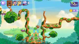 Angry Birds Stella Chapter 1 All levels