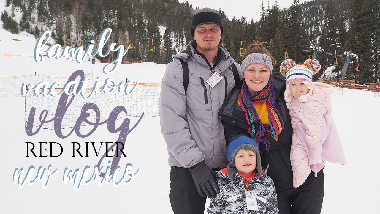 Family Vacation Vlog  |  Red River, New Mexico |  PART ONE