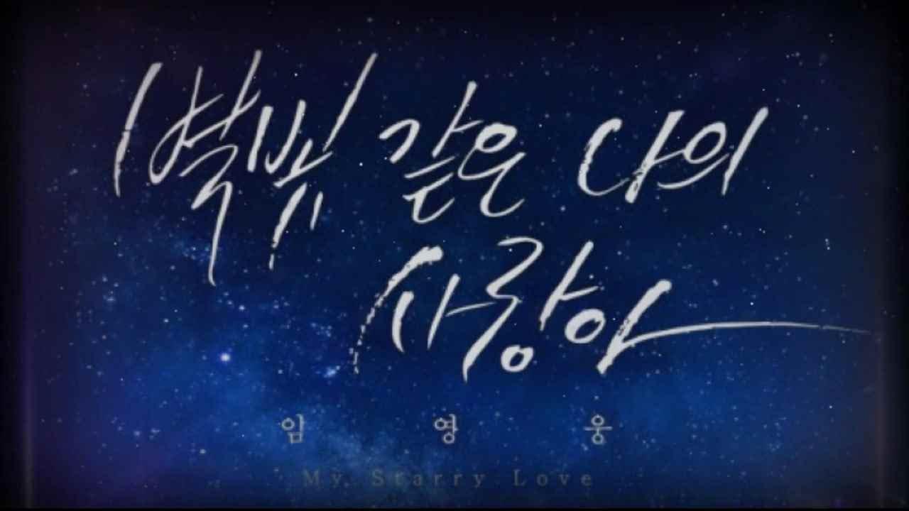 임영웅 - 별빛 같은 나의 사랑아( 10회 연속듣기)