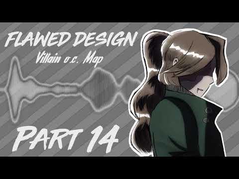 FLAWED DESIGN: VILLAIN/ANTAGONIST O.C. MAP [16/21 DONE +BACKUPS OPEN!]