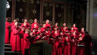 Saint Thomas Choir of Men & Boys in Magdeburg: I Was Glad (Parry)