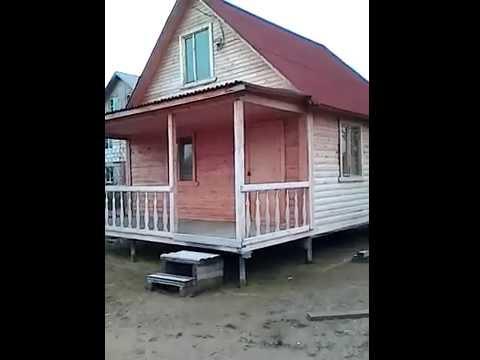 Халтура!Вот что бывает с домом из бруса! смотреть видео онлайн