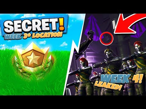 X2 FREE Fortnite Battle Pass Tier, HIDDEN Battlestar Location + Challenges! (Blockbuster Week 3 & 4)