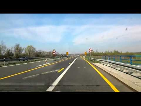 Construction works on Croatian A3 motorway