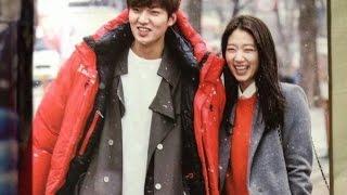 Park Shin Hye & Lee Min Ho | Funny  cute Moments ♥ part 2 MP3