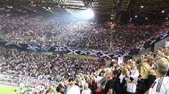 Scottish National Anthem GER vs. SCO Dortmund 07.09.2014