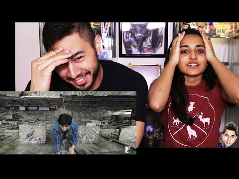 FAN - Shah Rukh Khan OFFICIAL TRAILER reaction by Jaby & Akeira!