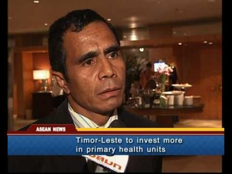 East Timor Public Health Policy