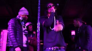 G$UP's MARYLAND MENACE Shuts Down (Stadium Night Club) & Brings out Disgo Rome
