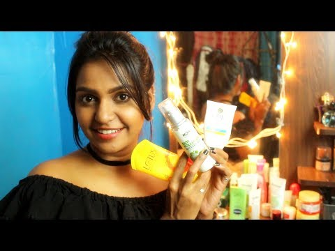 Top 3 SUNSCREEN | Indian drugstore skincare products