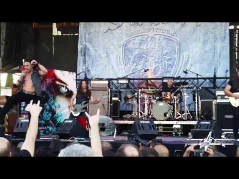 Saratoga - Perseguido (LIVE)