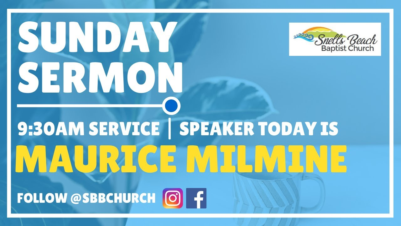 SBBC Online - Sunday 11 October 2020