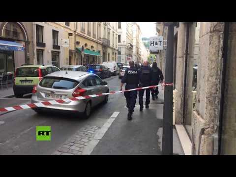 RT en Español: Explosión en Lyon deja a varias personas heridas