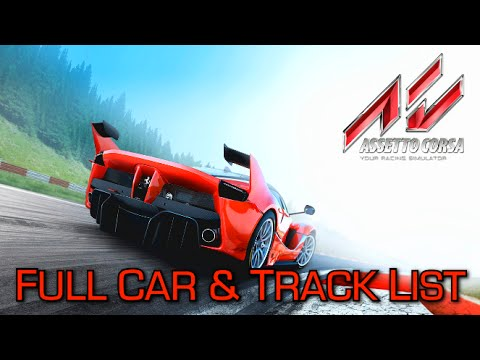 how to add track assetto corsa