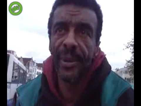 Interview met UFO-piloot! (zwerver Utrecht)