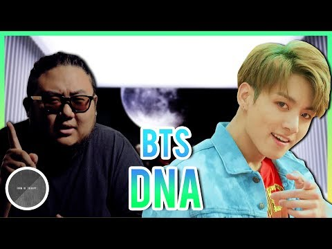 "Producer Reacts to BTS ""DNA"""