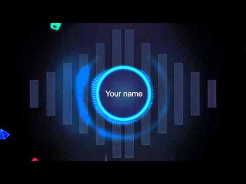 FREE After Effects music Intro Template - Download, 1080p