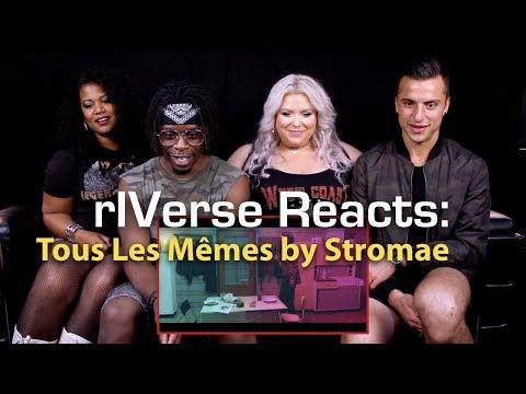 rIVerse Reacts: Tous Les Mêmes by Stromae - M/V Reaction