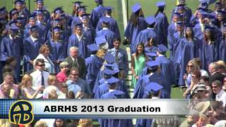 ABRHS Graduation Jun 2013
