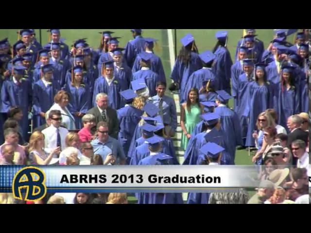 ABRHS Graduation Jun 2013