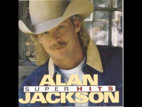Alan Jackson - That's all I need to know