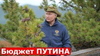 Зарплата и содержание президента. Чёрный список россиян. Дмитрий Потапенко и Андрей Гаврилов