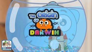 (Cartoon Network Oyun)Darwin Gumball Şaşırtıcı Dünyası: Menşei