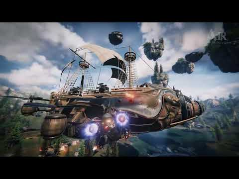 AIR   Official Reveal Trailer PUBG Developers New Open World Steampunk Game 20
