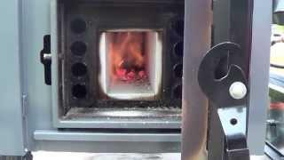 Empyre Elite Gasification Process Live Burn Demo