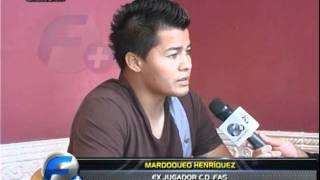 Entrevista exclusiva a Mardoqueo Henríquez, ex jugador de FAS!