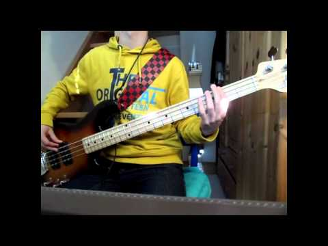 Jamaram - Shout It From The Rooftops - Bass Cover HD