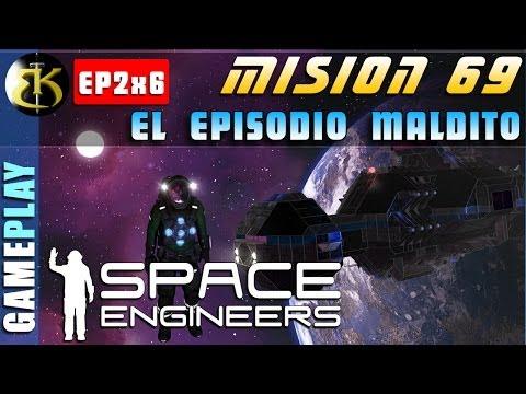 M69 2x6 El episodio maldito ► SPACE ENGINEERS ► Gameplay Español veg