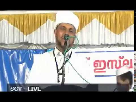 SAYYID THURAB THANGAL FROM AREACODE