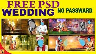 FREE PSD# WEDDING ALBUM DM CANVERA TEMPLETS [ss free psd]#437