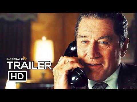 THE IRISHMAN Final Trailer (2019) Robert De Niro, Al Pacino Movie HD