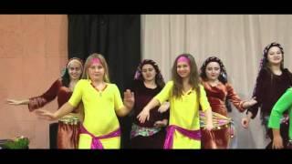 Клип отчётный концерт школа восточного танца SHEREENY STUDIO