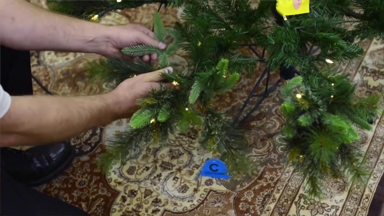Vickerman Flocked Alaskan Pine