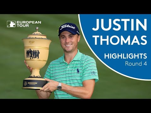 Justin Thomas Winning Highlights | 2018 WGC-Bridgestone Invitational