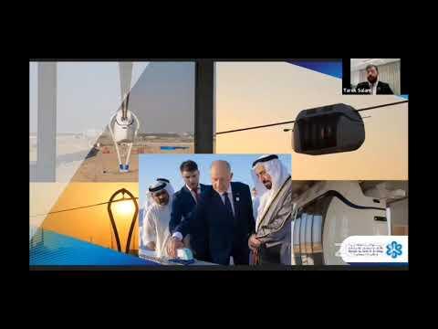 SKYWAY ĐƯỢC GIỚI THIỆU TRONG TRUNG TÂM ĐỔI MỚI CÔNG NGHỆ Ở UAE.