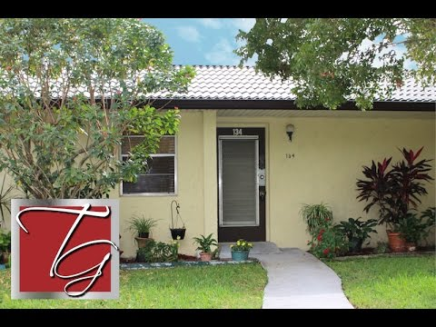 134 Golden Lakes Blvd, West Palm Beach, FL 33411 condo for sale in Golden Lakes Village