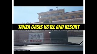 oasis tanza hotel resort debbieheinzvlogs