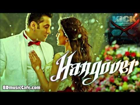 Hangover Remix Song | KICK | Salman Khan, Jacqueline Fernandez