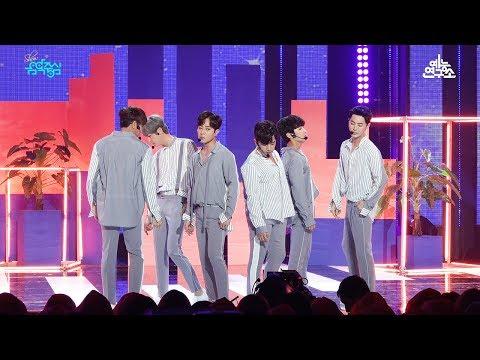 [예능연구소 직캠] 신화 Kiss Me Like That @쇼!음악중심_20180908 Kiss Me Like That SHINHWA In 4K