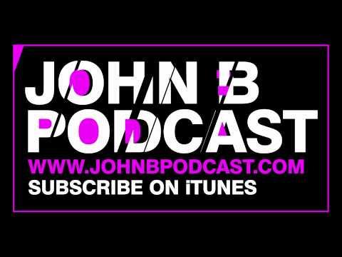 John B Podcast 094: Spring 2012 Studio Mix