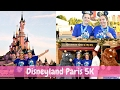 Disneyland Paris September 2016 Day 4  - part 1 (Disneyland Paris 5k)